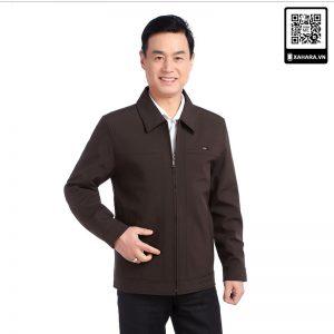 Áo khoác nam trung niên đẹp, phong cách thời trang, hiện đại