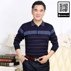 Áo thun đẹp dành cho nam giới tuổi trung niên u40-u60