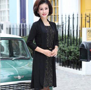 Đầm đẹp quý phái cho quý cô u40