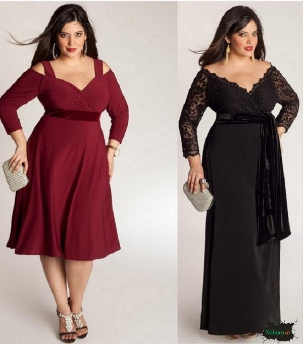Gợi ý cho bạn về những mẫu đầm trung niên big size hot hit hiện tại