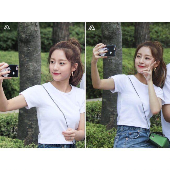 Kang Min Ah Profile – Tiểu sử nữ diễn viên Hàn Quốc 9X xinh đẹp
