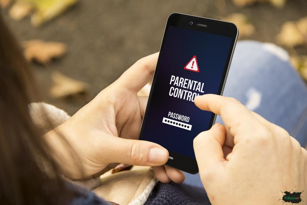 Cách bố mẹ kiểm soát con cái sử dụng di động