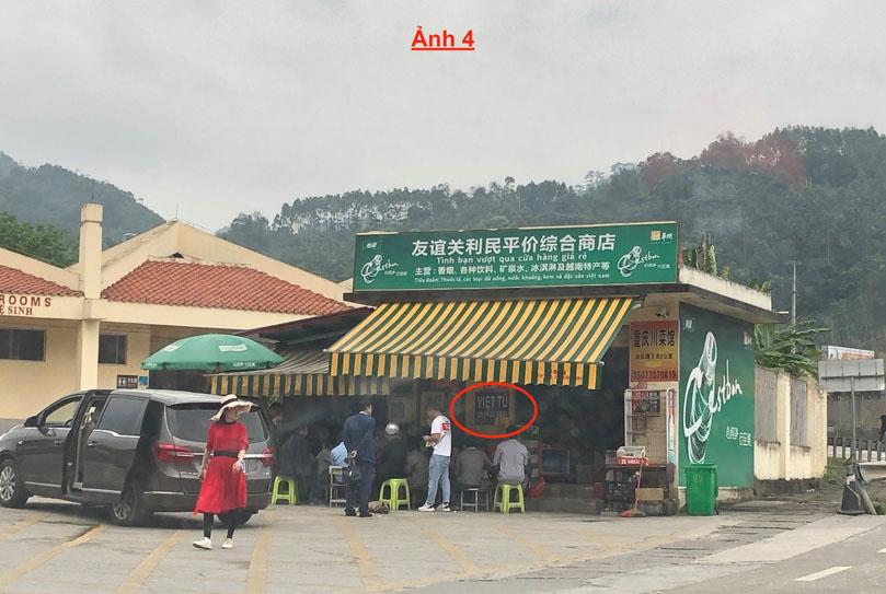 Cửa hàng tiện lợi tại Trung Quốc