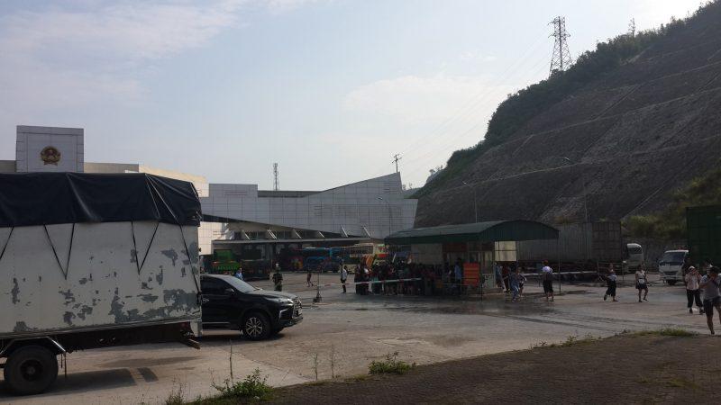 Cửa khẩu Cầu Treo, Hà Tĩnh