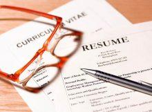 CV và thư xin việc
