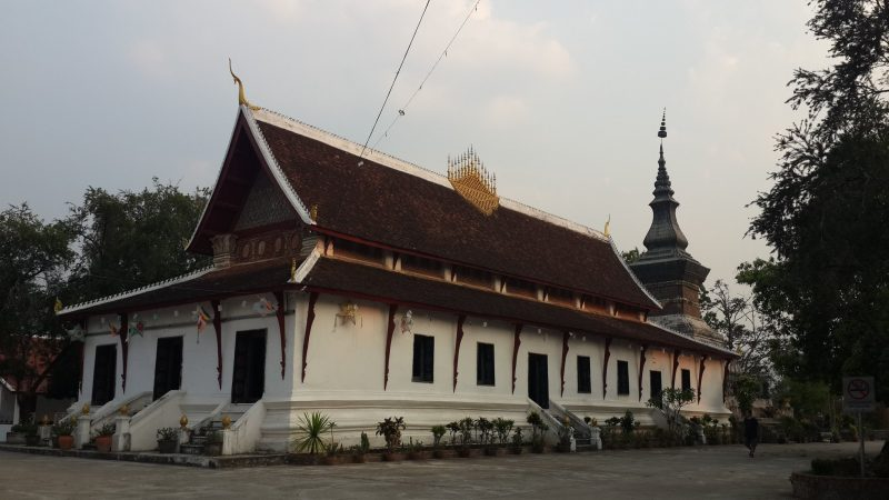 Chùa ở Luang Prabang