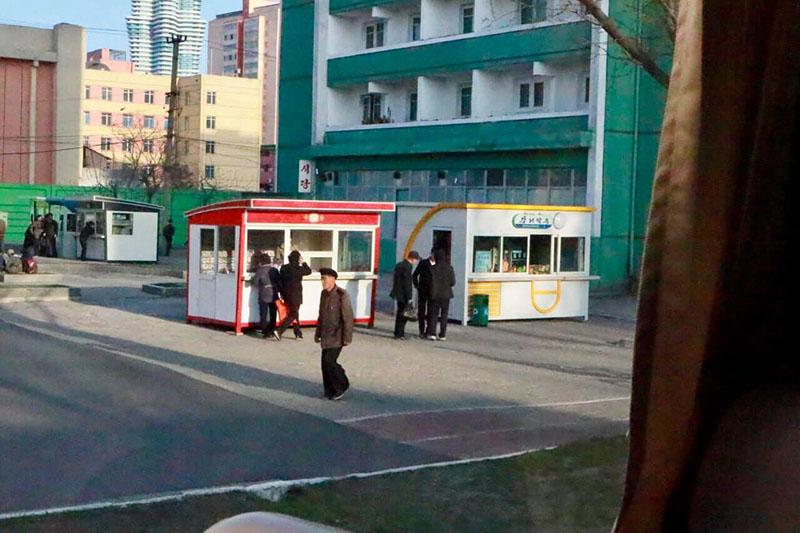 Cuộc sống ở Triều Tiên tương đối buồn tẻ