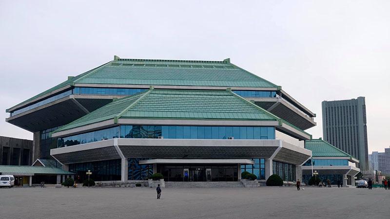 Cung thể thao ở Bình Nhưỡng, Triều Tiên