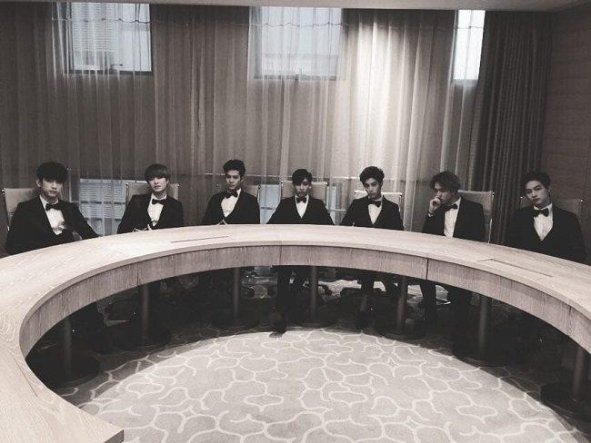 Nhóm nhạc Got7 – thông tin tiểu sử, thành viên & hình ảnh mới nhất