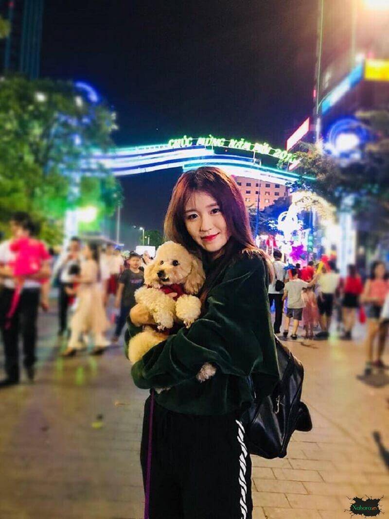 Han Sara và thú cưng