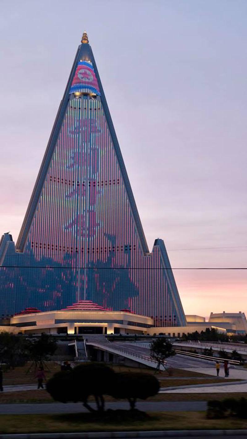 Khách sạn 5 sao của Triều Tiên