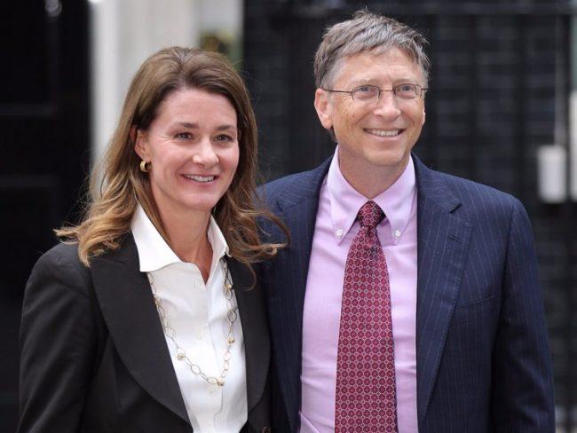 Quan điểm của Melinda Gates về việc làm vợ của một tỷ phú