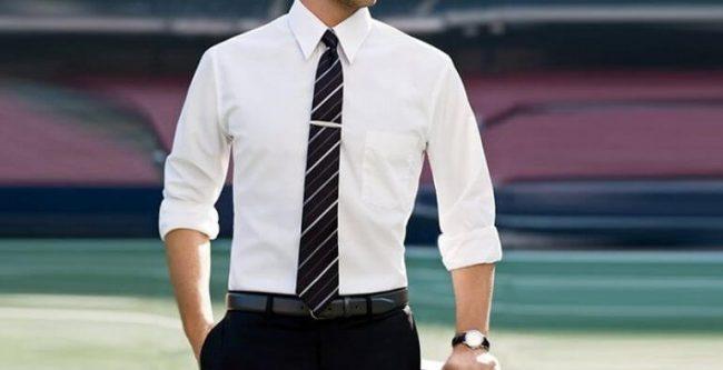 Mách bạn cách chọn áo sơ mi trung niên nam đúng chuẩn