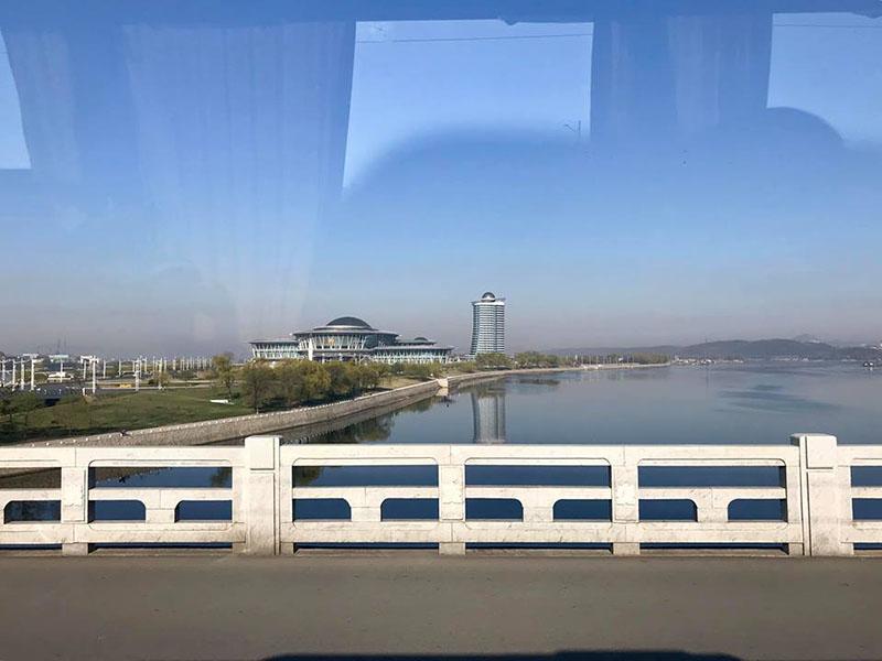 Sông Đại Đồng, Triều Tiên