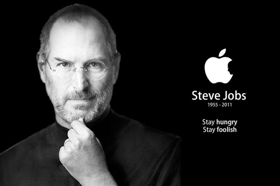 Steve Jobs – Bên trong những mảng màu đối lập