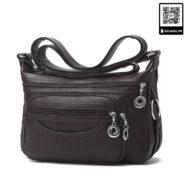 Túi xách đeo chéo nữ trung niên, phong cách thời thượng -2