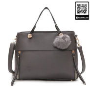 Túi xách da PU cao cấp dành cho nữ, size lớn - 3