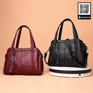 Túi xách da mềm cao cấp dành cho phụ nữ tuổi U40-U60