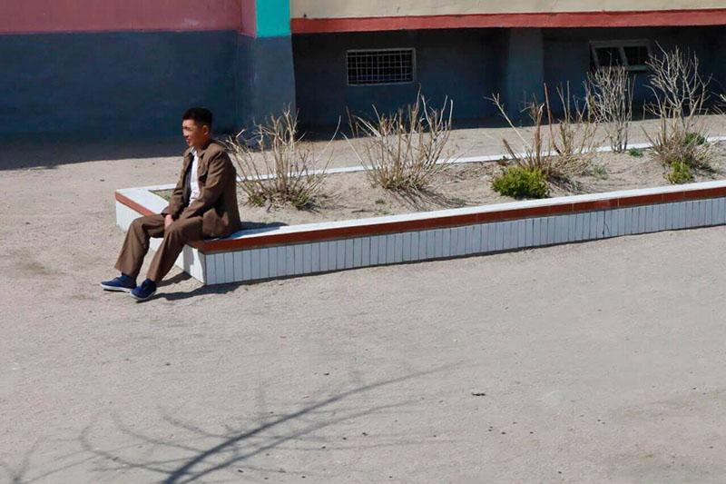 Tĩnh lặng là cảm nhận chung của cuộc sống tại Triều Tiên