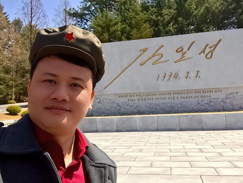 Trần Bằng Việt ở Triều Tiên
