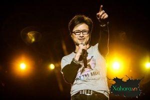 Tiểu sử Uông Phong, chàng rocker đa tình