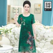 Váy đầm nữ trung niên Xahara FVD2462001