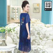 Váy đầm nữ trung niên Xahara FVD2462011 (1)