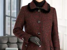 áo khoác cho người lớn tuổi vào mùa đông