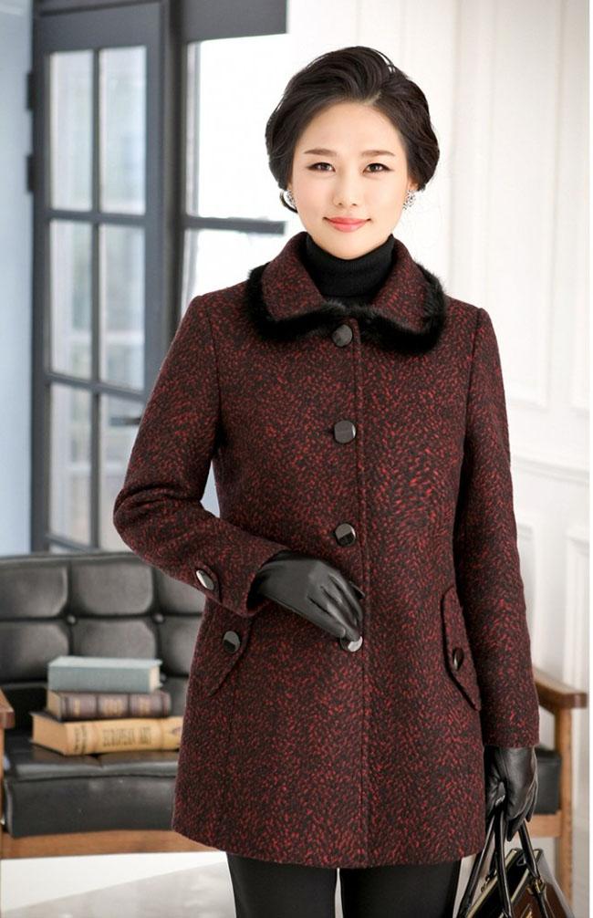 Kinh nghiệm chọn mua áo khoác cho người lớn tuổi