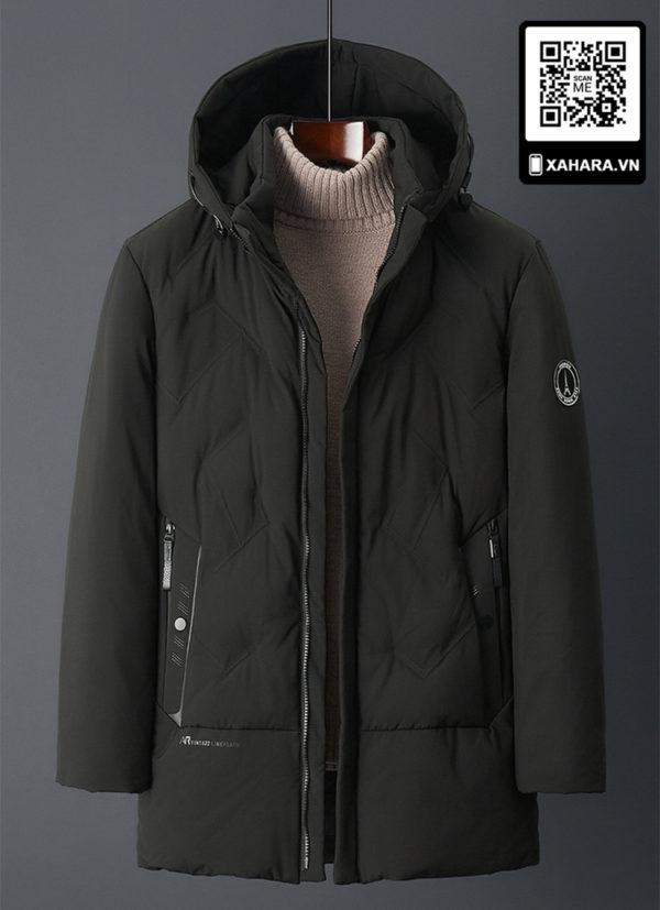 Áo khoac nam trung niên Xahara FAK14001