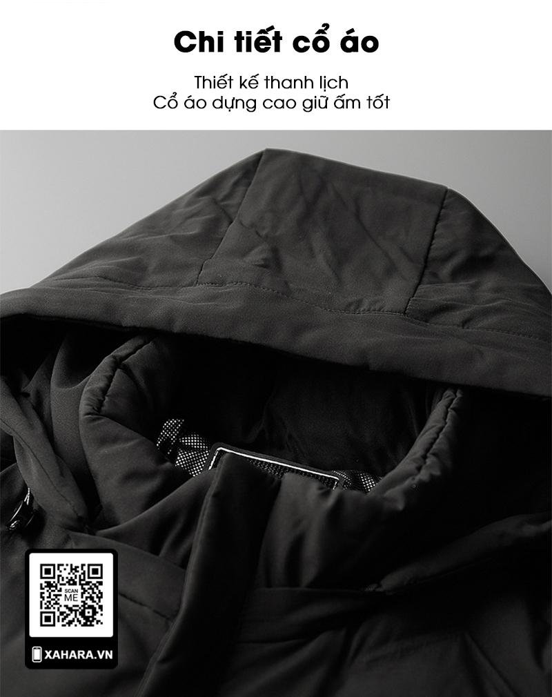 Áo khoác nam trung niên Xahara FAK14001