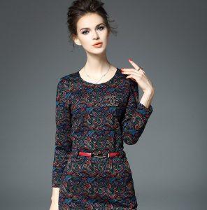 Kinh nghiệm lựa chọn váy đầm trung niên