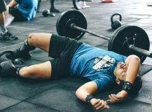 bị đau nhức cơ sau khi tập gym