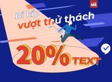 cách lách 20% text của Facebook