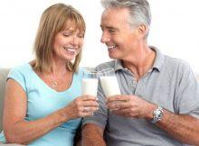 sữa cho người già