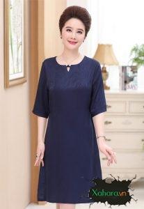 Kiến thức cơ bản giúp bạn chọn một bộ đầm suông trung niên đẹp