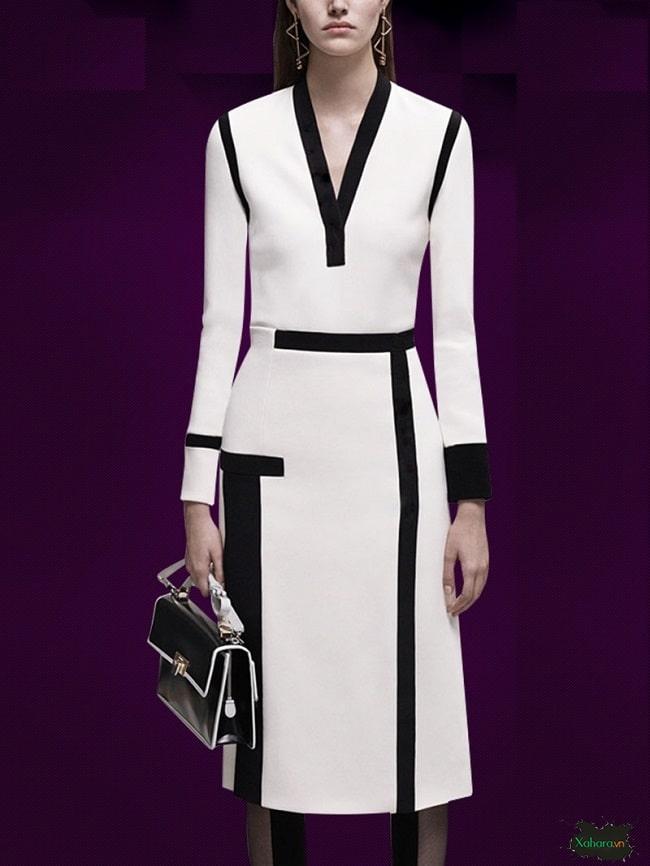 Đầm trung niên Hàn Quốc mang đến những thiết kế nổi bật, cuốn hút.