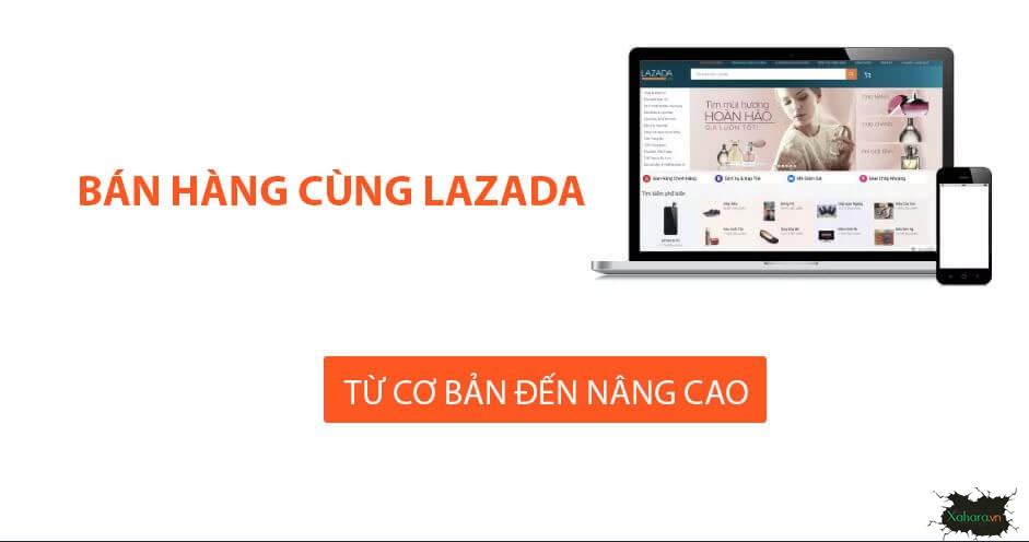 hướng dẫn bán hàng cùng Lazada