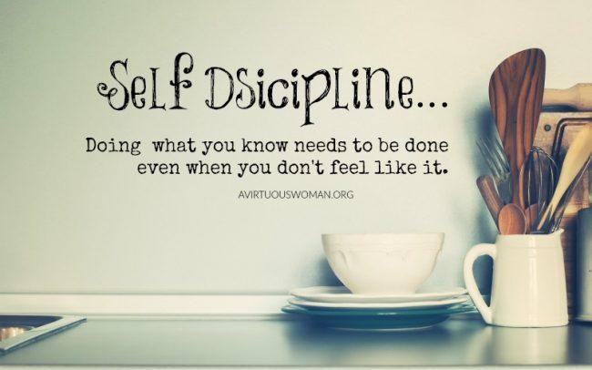 Làm sao để rèn luyện tính kỷ luật cho bản thân?