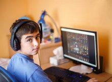 kiểm soát việc truy cập internet của trẻ