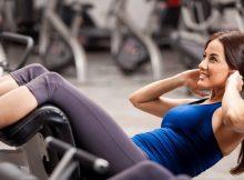 lịch trình bài tập gym cho nữ tăng cân
