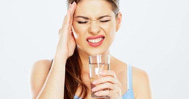 các bệnh thường gặp khi thiếu nước