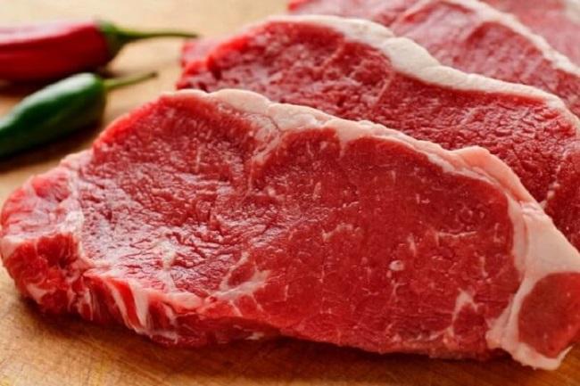 Cho Husky ăn thịt có nhiều Protein