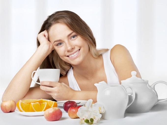 thực đơn giảm cân trong 1 tuần cho nữ giới