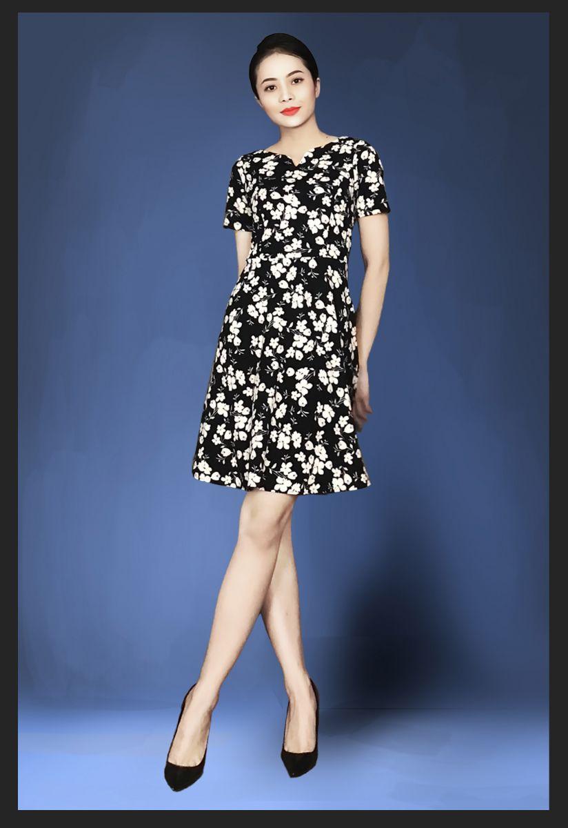 váy-đầm-trung-niên-3-Xahara